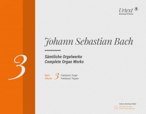 Bach, JS: Complete Organ Works Volume 3