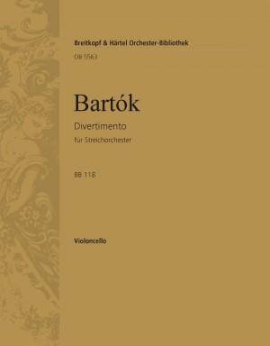 Béla Bartók: Divertimento BB 118