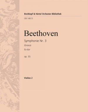 Beethoven: Symphony No. 3 in Eb major Op. 55