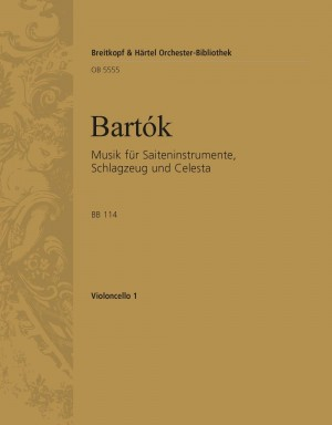 Béla Bartók: Music for String Instruments, Percussion and Celesta BB 114
