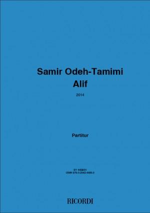Samir Odeh-Tamimi: Alif