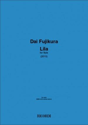 Dai Fujikura: Lila