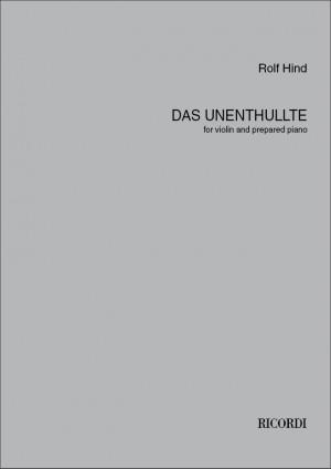 Rolf Hind: Das unenthullte
