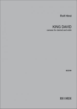 Rolf Hind: King David