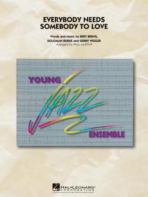 Bert Berns_Gerry Wexler_Soloman Burke: Everybody Needs Somebody to Love