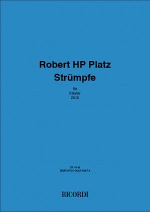 Robert HP Platz: Strümpfe