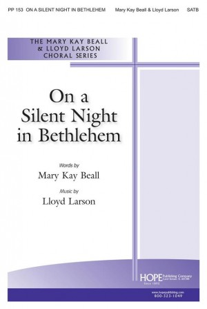 Lloyd Larson_Mary Kay Beall: On A Silent Night In Bethlehem Product Image