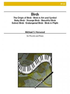 Michael Horwood: Birds Product Image