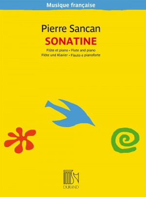Pierre Sancan: Sonatine Product Image
