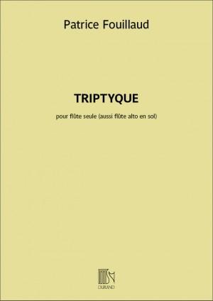 Patrice Fouillaud: Triptyque