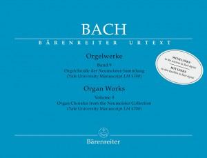 Bach, Johann Sebastian: Organ Works, Volume 9