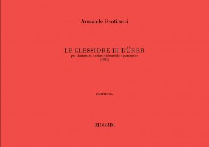 Armando Gentilucci: Le Clessidre di Durer