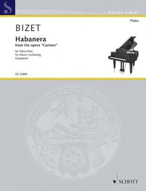 Bizet, G: Habanera