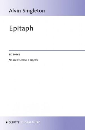 Singleton, A: Epitaph