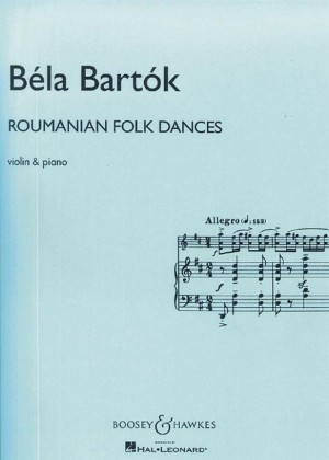 Bartok, B: Roumanian Folk Dances