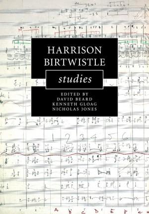 Harrison Birtwistle Studies