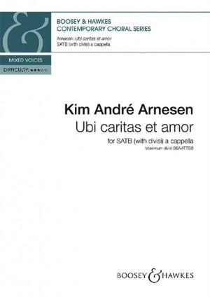 Arnesen, K A: Ubi caritas et amor