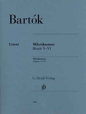 Béla Bartók: Mikrokosmos, Volumes V-VI