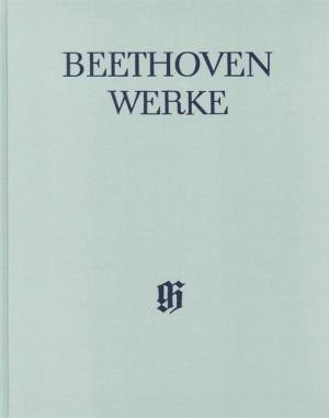 Beethoven, L v: Werke für Militärmusik und Panharmonikon Abteilung II, Band 4