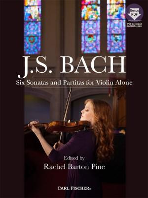 Bach, J S: Six Sonatas and Partitas
