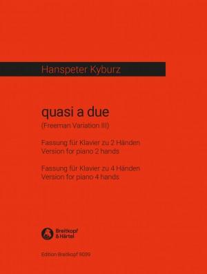 Hanspeter Kyburz: quasi a due