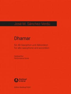 José M. Sánchez-Verdú: Dhamar
