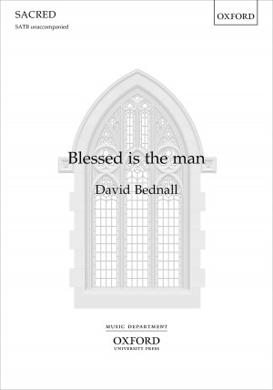 Bednall: Blessed is the man