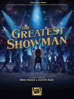 The Greatest Showman - Piano, Vocal & Guitar Product Image