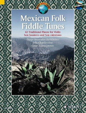 Mexican Folk Fiddle Tunes Product Image