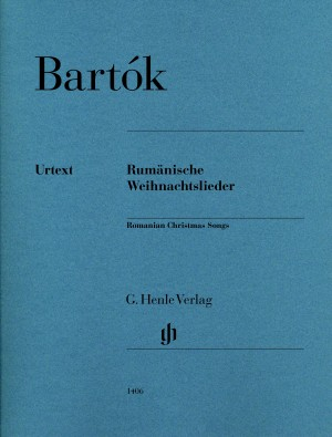 Bartok, B: Romanian Christmas Songs