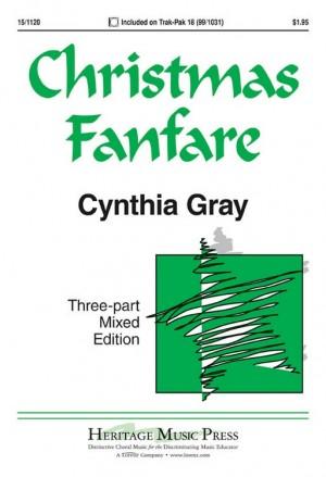 Cynthia Gray: Christmas Fanfare