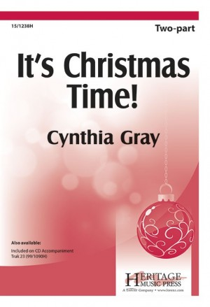 Cynthia Gray: It's Christmas Time