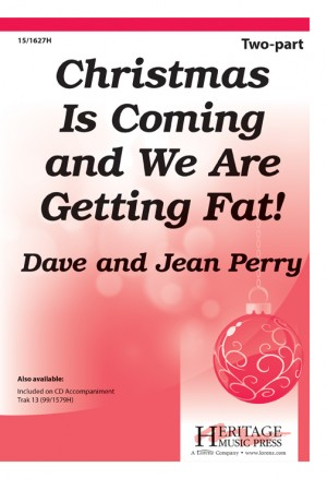Jean Perry: Christmas Is Coming and We Are Getting Fat
