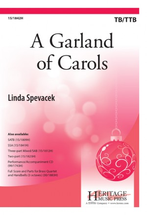Linda Spevacek: A Garland Of Carols
