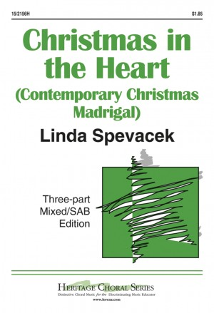 Linda Spevacek: Christmas In The Heart