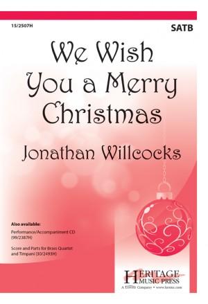 Jonathan Willcocks: We Wish You A Merry Christmas