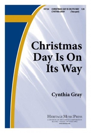 Cynthia Gray: Christmas Day Is On Its Way