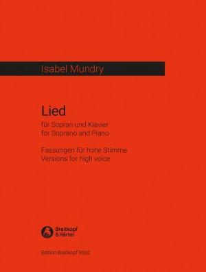 Isabel Mundry: Lied