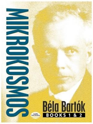 Béla Bartók: Mikrokosmos - Books 1 & 2