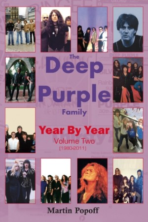 The Deep Purple Family Year By Year:: Vol 2 (1980-2011)