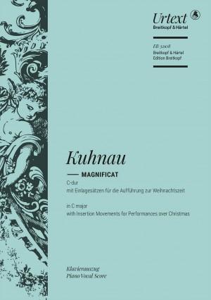 Johann Kuhnau: Magnificat in C major