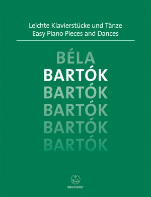 Bartók, Béla: Easy Piano Pieces and Dances Product Image