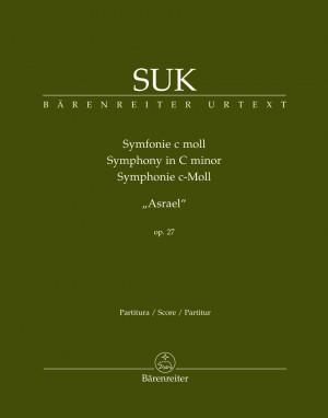 "Suk, Josef: Symphony in C minor op. 27 ""Asrael"""