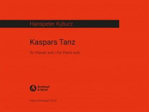 Hanspeter Kyburz: Kaspars Tanz