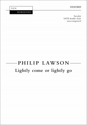Lawson: Lightly come or lightly go