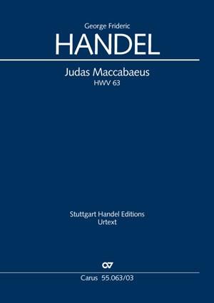 Händel: Judas Maccabaeus