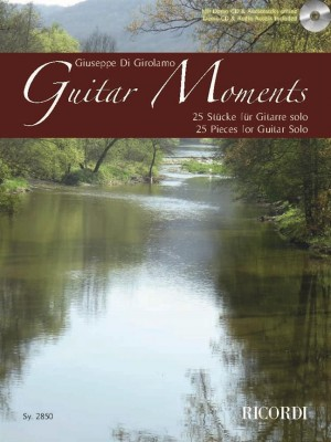 Giuseppe Di Girolamo: Guitar Moments