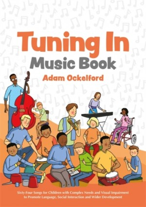 Tuning In Music Book Product Image