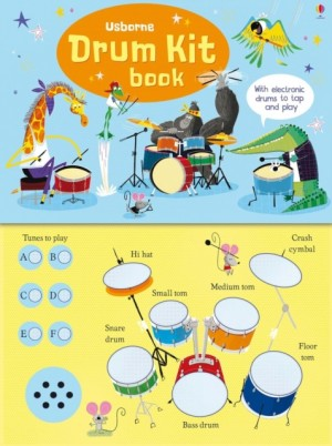 Drum Kit Book Product Image