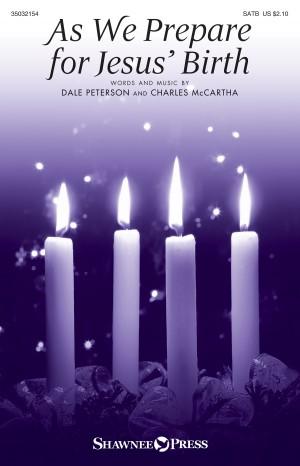 Charles McCartha_Dale Peterson: As We Prepare for Jesus' Birth